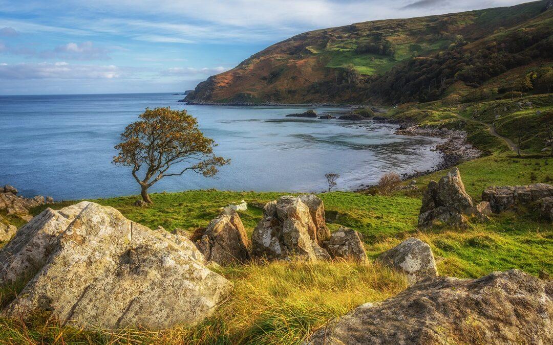 Murlough Bay, Irland