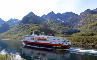 Vorstellung: Die klassische Postschiffroute mit den Hurtigruten